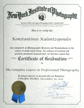 NYIP Certificate
