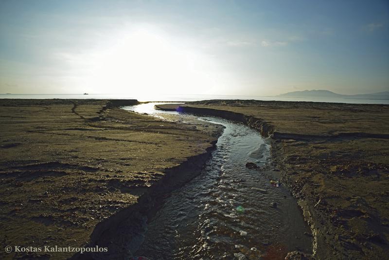 Beach river