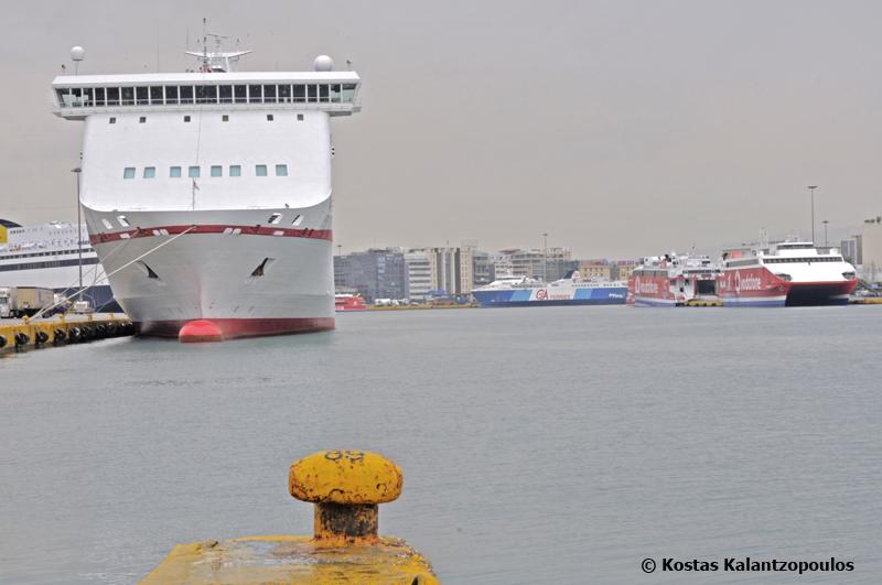 Pireaus Port