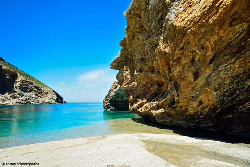 Agios Dimitrios, South Evia