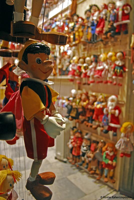 Puppet - Pinokio