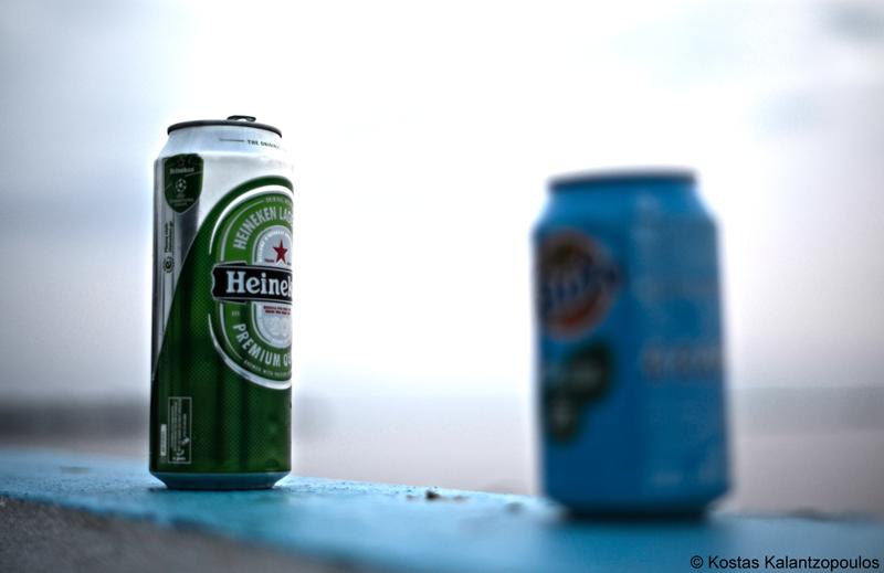 beer or fanta