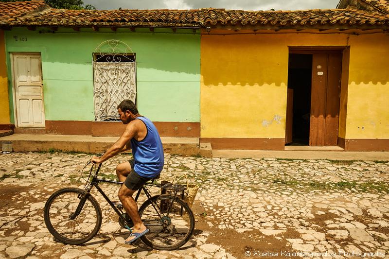 Cuban rider