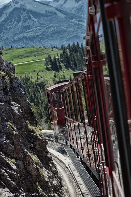 Schafberg train