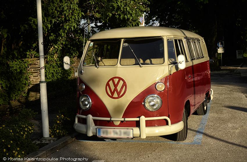 VW T2 Split Screen