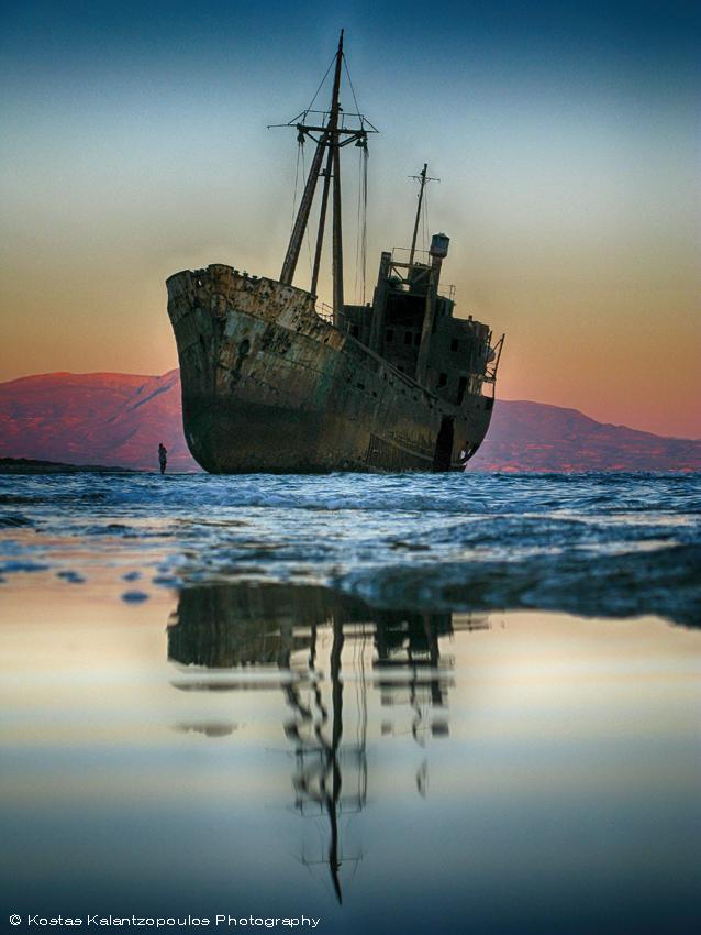 Dimitrios wreck